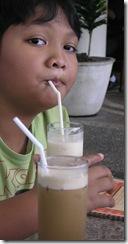 Ian's favourite milk