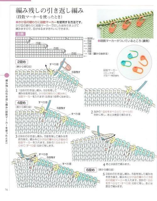 Giáo trình Đan - Knitting (3) 074