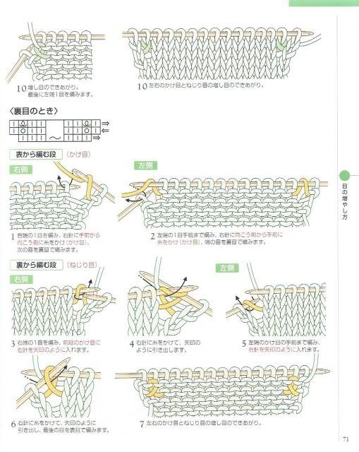 Giáo trình Đan - Knitting (3) 069