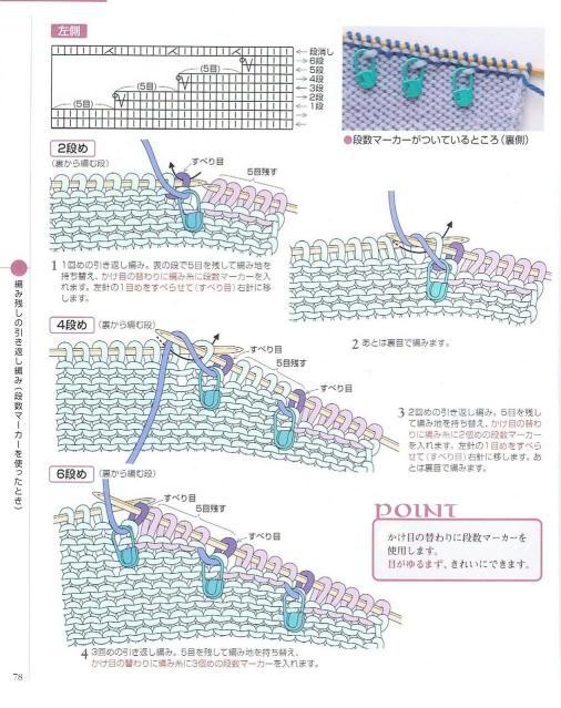 Giáo trình Đan - Knitting (3) 076