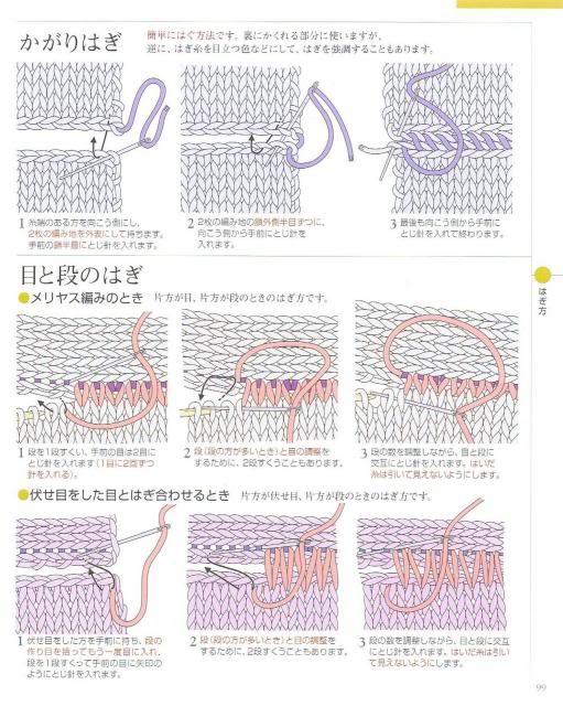 Giáo trình Đan - Knitting (4) 97