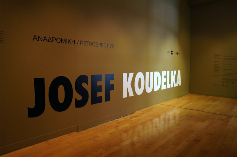 Koudelka exhibition