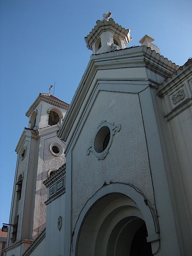 Pinaglabanan Church in the City of San Juan
