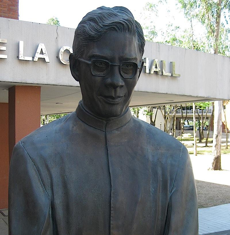 Fr. Horacio V. de la Costa, SJ