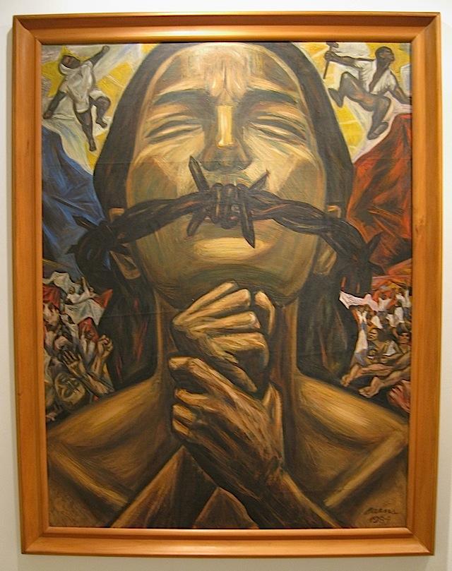 Krista by Pablo Baen Santos