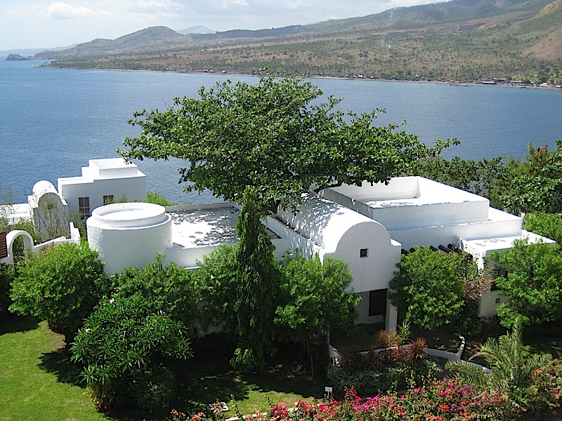a villa at Bellarocca Island Resort