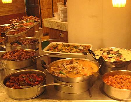 Kamay-Kainan buffet