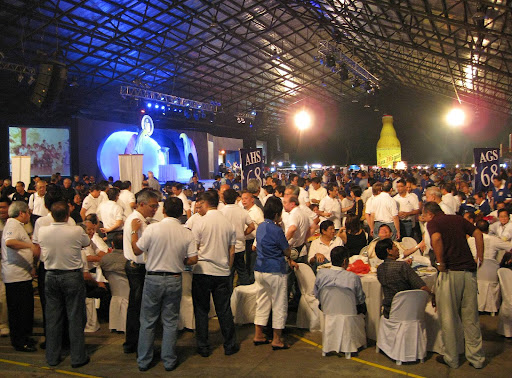 2008 Ateneo de Manila University Grand Alumni Homecoming