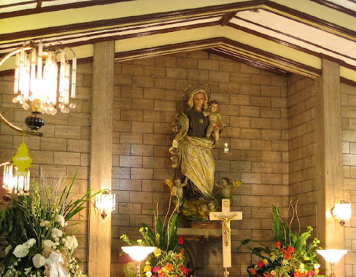 wake chapel at the Santuario de San Jose in East Greenhills, Mandaluyong City