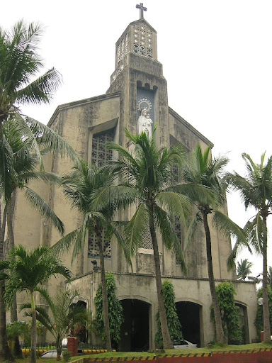 National Shrine of Our Lady of Mount Carmel in Quezon City