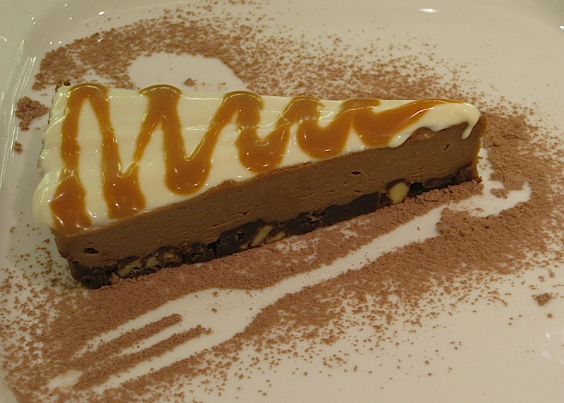 Coffee Pie of the Chateau group of restaurants