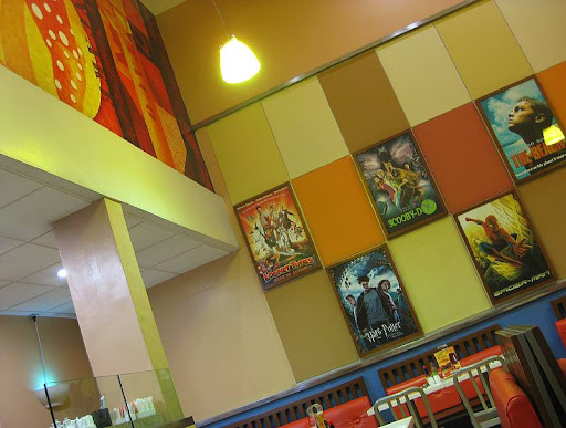 interior of Pancake House