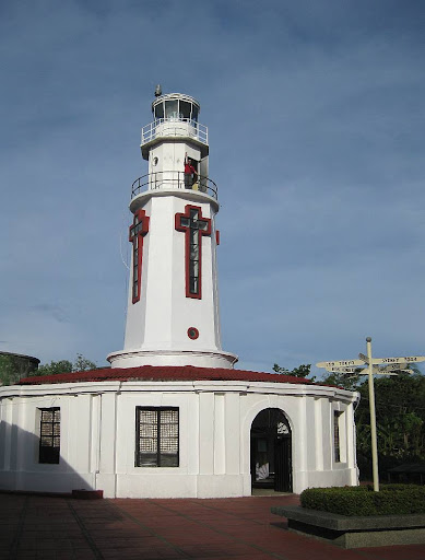Spanish lighthouse on Corregidor Island
