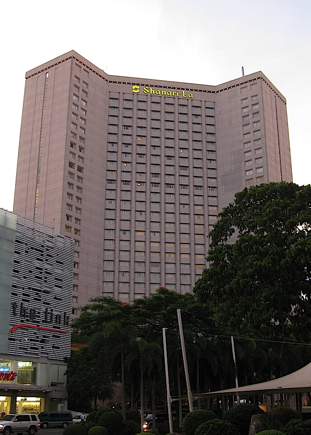 Makati Shangri-La Hotel