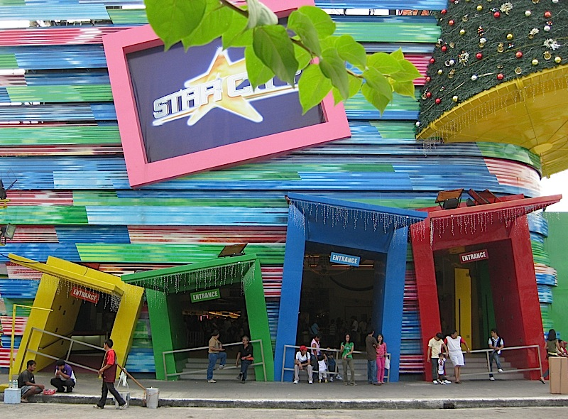 Star City's doorways