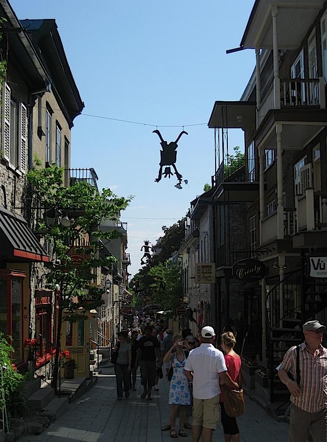 Rue de Petit-Champlain, Quebec City