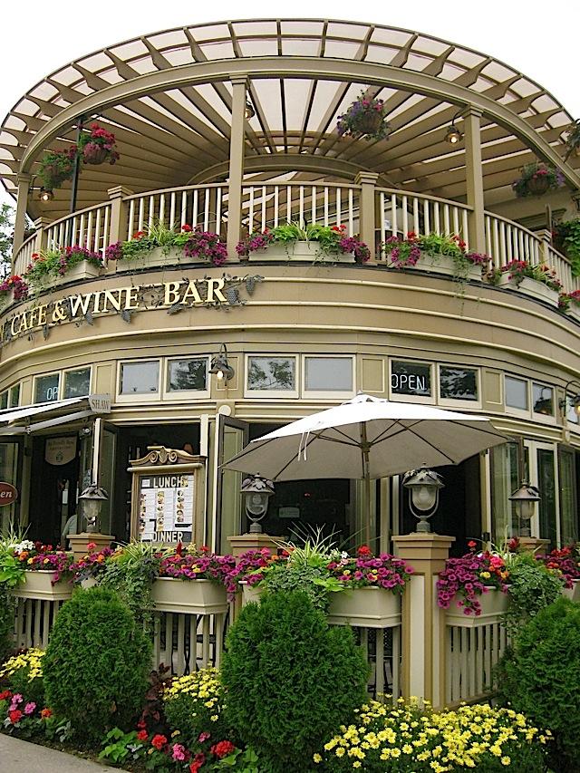 Shaw Café and Wine Bar, Niagara-on-the-Lake
