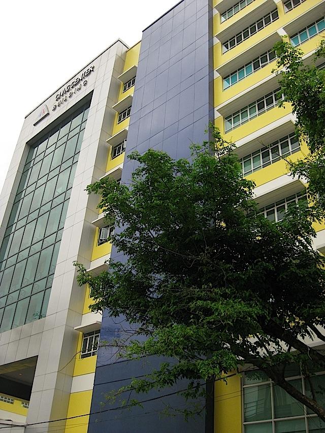 Quezon City Civic Center Building