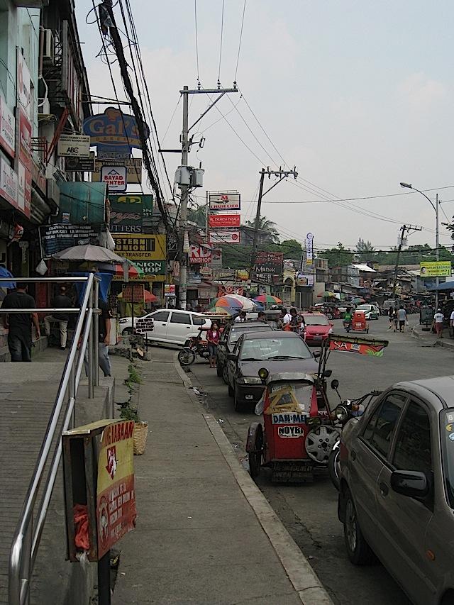 Masaya Street near Philcoa