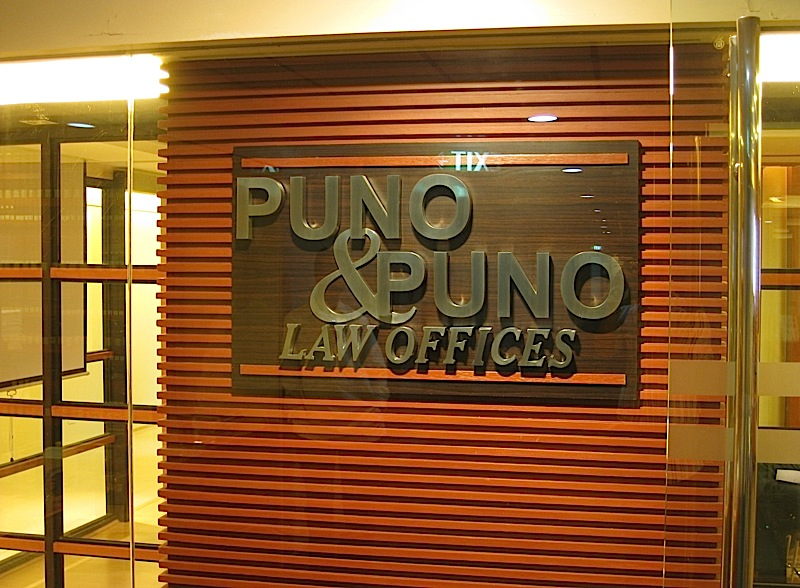 Puno & Puno Law Offices