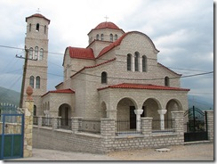 La Cattedrale Ortodossa di Tepelena