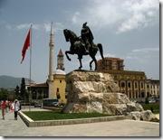 Piazza Skenderbeg