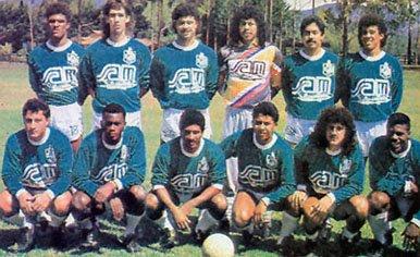 Atlético Nacional campeón de la Copa Libertadores 1989