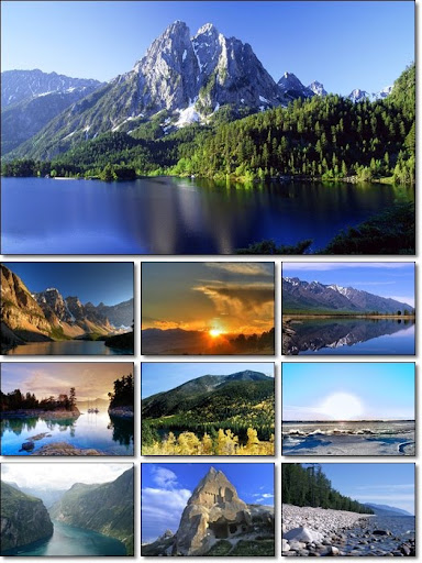 Nature and Landscape Wallpapers Pack 5