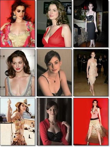 Anne Hathaway HQ Photo Pack