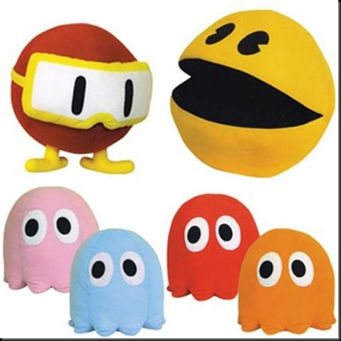 pac-man-and-friends