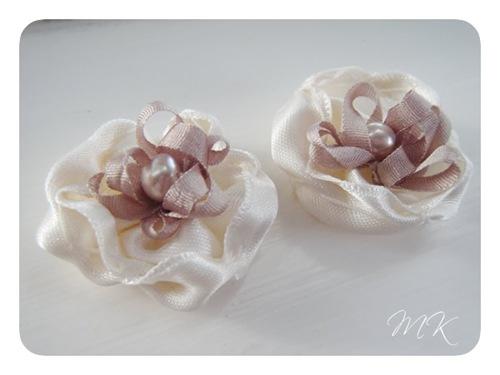 grad shoe flowers