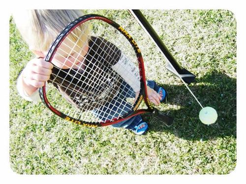 Noah totem tennis 2