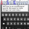 AnySoftKeyboard, a Multilingual Keyboard app for Multilingual users & very customizable