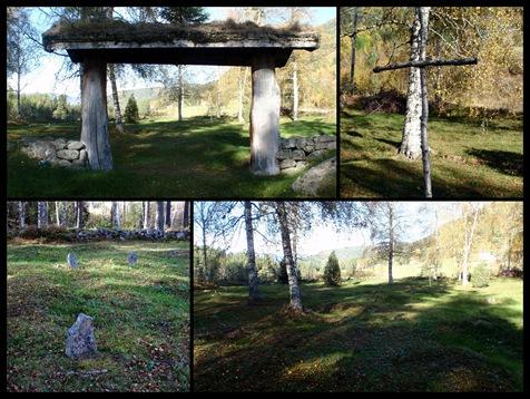 Gammel kirkegård
