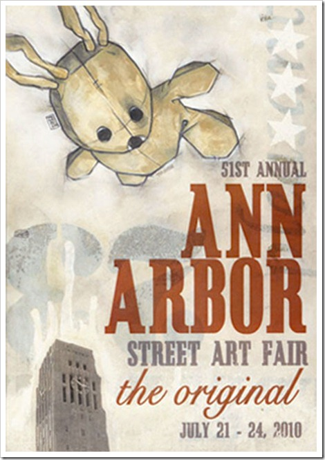 ann arbor street fair