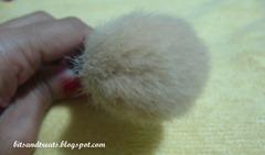 charm powder brush top, by bitsandtreats