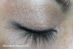 nars wild at heart palette eotd, by bitsandtreats