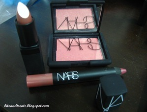 nars love thrill set, by bitsandtreats