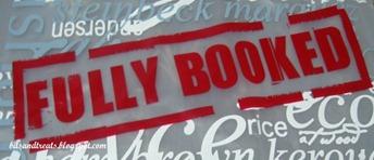fully booked, by bitsandtreats