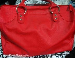 avon tokyo allure bag, by bitsandtreats
