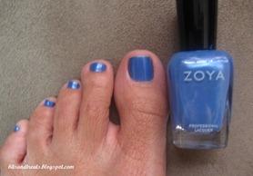 zoya nail polish, by bitsandtreats