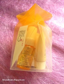 etude house mini size u gift pack, by bitsandtreats