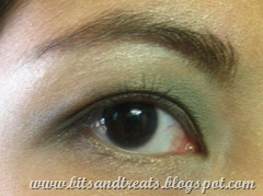 green eotd, by bitsandtreats