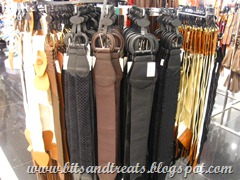 f21 belts, by bitsandtreats