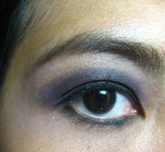 wet n wild smokey eye, by bitsandtreats
