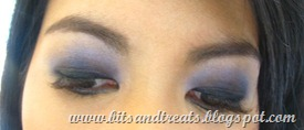 purple smokey eye 1, by bitsandtreats