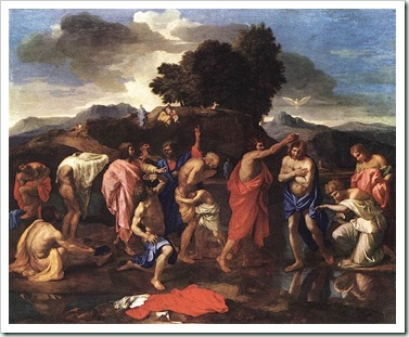 poussin baptism nat gall washington