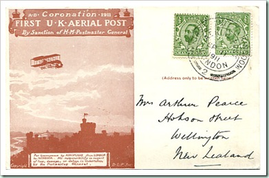 early airmail