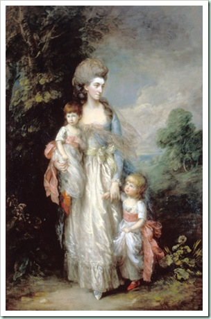 Gainsborough Mrs Moody