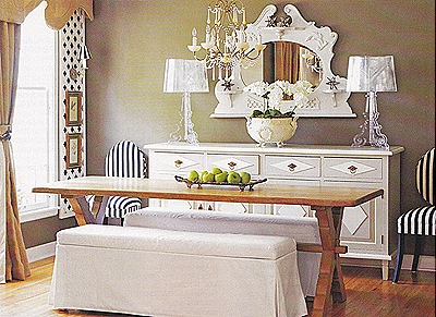 farm table 4 Cottage Style